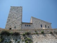 Château des Grimaldi, actuellement musée Picasso -  musee picasso Antibes