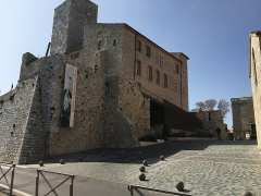 Château des Grimaldi, actuellement musée Picasso - Italiano: Museo Picasso, Antibes, Francia