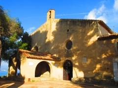 Eglise Notre-Dame de la Garoupe -  chapelle garoupe Antibes