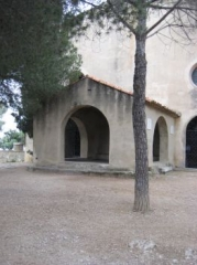 Eglise Notre-Dame de la Garoupe - Lëtzebuergesch: Kapell Cap s'Antibes