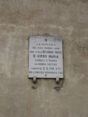 Eglise Notre-Dame de la Garoupe - Lëtzebuergesch: Kapell Cap d'Antibes2
