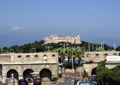 Fort-Carré - English: Fort Carré, Antibes