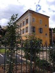 Villa de May, actuellement musée d'Histoire et d'Archéologie -  Villa de May, Beaulieu sur Mer.