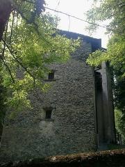 Chapelle Notre-Dame-des-Fontaines -  La Roya La Brigue Notre-Dame Fontaines Chevet