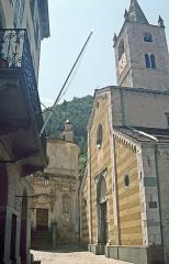 Eglise paroissiale Saint-Martin -  Stiftskirche St. Martin in La Brigue