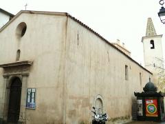 Chapelle de la Miséricorde dite chapelle des Pénitents Noirs - Français:   Cannes - Chapelle de la Miséricorde