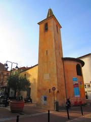 Chapelle de la Miséricorde dite chapelle des Pénitents Noirs - English: misericorde chapel Cannes