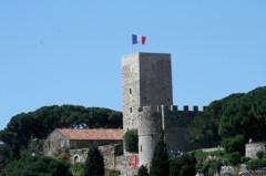 Tour du Suquet, chapelle Sainte-Anne et église Notre-Dame-de-l'Espérance - English: test file