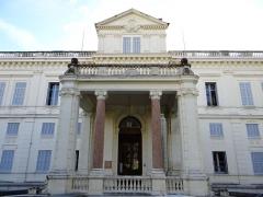 Villa Rothschild - Français:   Cannes - Villa Rothschild - Médiathèque de Cannes