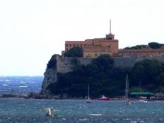 Fort, actuellement Musée de la Mer -  Cannes - Île Sainte-Marguerite – Fort Roayl