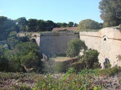 Fort, actuellement Musée de la Mer -  Ile Sainte Marguerite