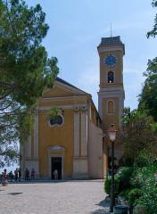 Eglise Notre-Dame de l'Assomption -  Church / Eze, France