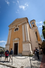 Eglise Notre-Dame de l'Assomption -  Eze Village