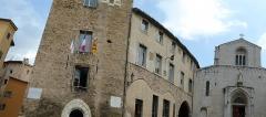Cathédrale - English: Cathédrale Notre-Dame-du-Puy de Grasse