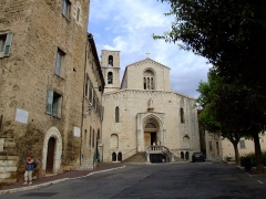 Cathédrale - English: Grasse, France