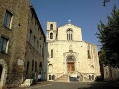 Cathédrale -  Grasse Cathedrale Notre-Dame-Du-Puy De Grasse