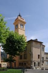 Eglise Saint-Laurent-de-Magagnosc -  Grasse, Place du 24 Août
