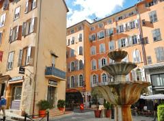 Fontaine publique -  Grasse