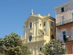 Chapelle de la Miséricorde -  Chapelle de la Misericorde, Nice, Provence-Alpes-Côte d'Azur, France