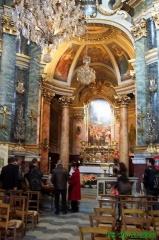 Chapelle de la Miséricorde -  Chapelle de la Miséricorde (intérieur)