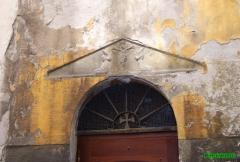 Chapelle Sainte-Croix dite chapelle des Pénitents Blancs -  Providence (vieille ville)  Rue de la Croix