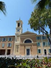 Eglise Sainte-Hélène - Français:   Église Sainte-Hélène, Nice, France