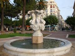 Fontaine des Phocéens dite des Tritons -  Fontaine des Tritons, Nice