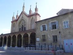 Monastère franciscain de Cimiez -  Monastere Franciscains