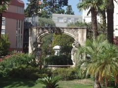 Musée Cheret -  Les Baumettes, Nice, France