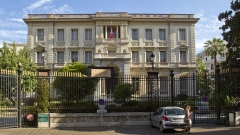 Musée Masséna -  Musee Massena, Promenade des Anglais, Nice, Provence-Alpes-Côte d'Azur, France