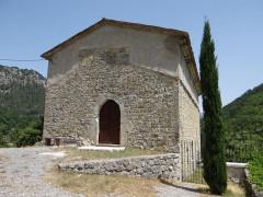 Eglise Sainte-Pétronille - Français:   Roquestéron-Grasse - Eglise Sainte-Pétronille