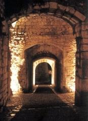 Porte de la ville -  Saint Paul de Vence