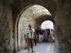 Porte de la ville -  Saint Paul Alpes Maritimes
