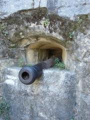 Porte de la ville -  The Cannon, Saint Paul de Vence, Provence-Alpes-Côte d'Azur, France
