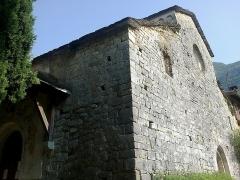 Chapelle de la Madone de Poggio -  La Roya Saorge Madona Poggio Cote Ouest