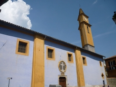 Chapelle Sainte-Croix ou des Pénitents Blancs - Français:   Chapelle Sainte-Croix de Sospel (Alpes-Maritimes)