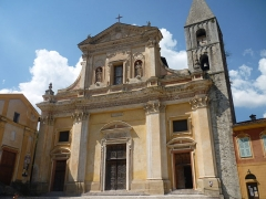 Eglise Saint-Michel - Français:   Cathédrale Saint-Michel de Sospel (Alpes-Maritimes)