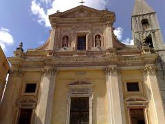 Eglise Saint-Michel - English: Sospel Cathedral