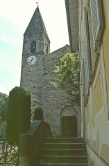 Eglise Saint-Martin -  Église Saint-Martin (La Tour)