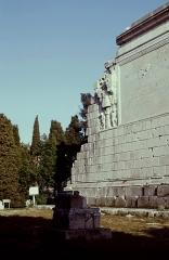 Ruines du Trophée d'Auguste, actuellement Musée du Trophée d'Auguste -  Alpes-Maritimes La Turbie Le Trophee Des Alpes