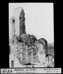 Ruines du Trophée d'Auguste, actuellement Musée du Trophée d'Auguste -