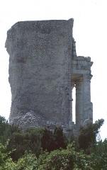 Ruines du Trophée d'Auguste, actuellement Musée du Trophée d'Auguste -  Tropaeum Alpium in La Turbie