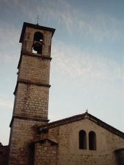Abbaye -  Author: Benjamin Sonntag  fr: L'Église de Valbonne, Alpes Maritimes, France.