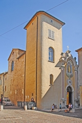 Ancienne cathédrale de la Nativité-de-Notre-Dame - Deutsch: Kathedrale von Vence