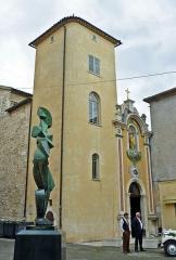 Ancienne cathédrale de la Nativité-de-Notre-Dame - Deutsch: Ehemalige Kathedrale de la Nativité de la Vierge von Vence