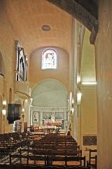 Ancienne cathédrale de la Nativité-de-Notre-Dame - Deutsch: Kathedrale von Vence, <mittelschiff zum Chor