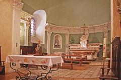 Ancienne cathédrale de la Nativité-de-Notre-Dame - Deutsch: Kathedrale von Vence, Chor