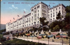 Riviera Palace - Español: Hotel Riviera Palace. Inspiración para Hotel Miramar Málaga.