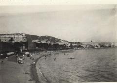 Hôtel Carlton - English: Cannes in July 1932