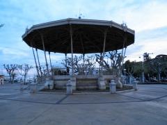 Kiosque à musique des Allées de la Liberté - Français:   Kiosque à musique des allées de la Liberté Charles-de-Gaulle à Cannes.